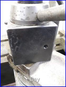 Aloris CA Wedge Quick Change Tool Post