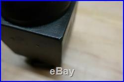 Aloris CA Wedge Style Quick Change Tool Post