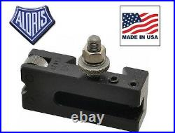 Aloris CXA-10 Quick Change Knurling Holder for Tool Post Made In USA