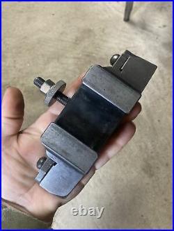 Aloris CXA-16 Quick Change Tool Post Holder Turning Facing For Carbide Insert