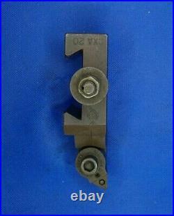 Aloris CXA-20 Quick Change Universal Lathe Tool Holder