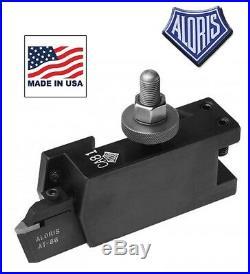 Aloris CXA-81 Quick Change Threading and Grooving Tool Holder