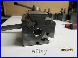 Aloris CXA Quick Change Tool Post 13-18 Swing