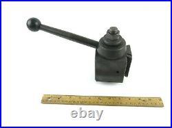 Aloris CXA Quick Change Tool Post with T-Base 13-18 Swing