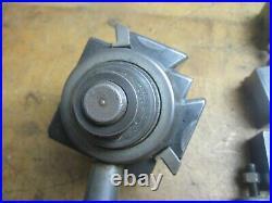 Aloris CXA quick change tool post PLUS 7 holders CXA 1 2 4 6 7 8 (Yuasa 740-310)
