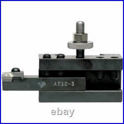 Aloris Cxa #1 Turning & Facing Tool Holder Quick Change 1/2-3/4 Capacity USA