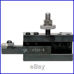 Aloris Da #1 Turning & Facing Tool Holder Quick Change 1/2-1-1/4 Capacity USA