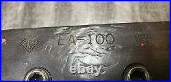 Aloris EA-100 Quick Change 2 Boring Bar Tool Holder