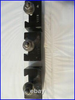Aloris, Quick Change BXA5 MT2 Taper Shank Drill Holder Tool Holder (Set of 3)