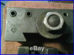 Aloris USA Da-2 Quick Change Lathe 1 1/4 Boring Turning & Facing Tool Holder