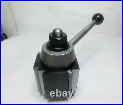 Aloris Wedge Type Quick Change Tool Post 14 to 20 Lathe Swing CA