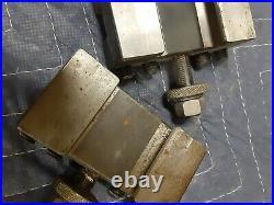 Aloris axa quick change tool holders boring bar holder lot of 3