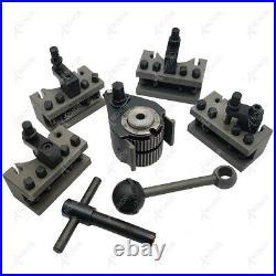 Anchor Multifix Quick Change Tool Post 40 Position A0 Multi Fix Set