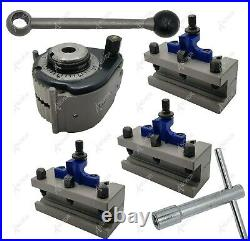 Anchor Multifix Quick Change Tool Post 40 Position A1 Quickchange Set