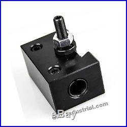 Axa #4 Quick Change Heavy Duty Boring Bar Cnc Tool Post Holder 250-104