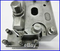 BREV IMPERO Quick Change Tool Post Holder T-16