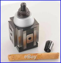 BXA Piston Type Quick Change Tool Post for Lathe Swing 10'' 15'', #0250-0200