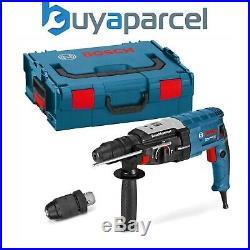 Bosch GBH228F 110v SDS Plus Hammer Drill 880w + Quick Change Chuck GBH 2-28 F