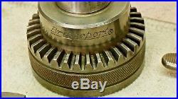 Bridgeport Genuine Quick Change R8 Tool Holder Set Rare and Original