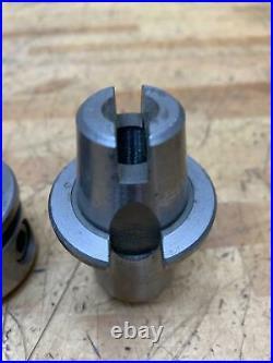 Bridgeport QJ-H Quick Change Tool R8 Shank, QJ-14, QJ12, QJ-25 QJ-38 Milling