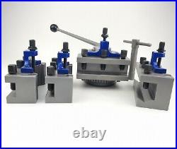 C3 40 Position Quick Change Tool Post Miltifix C & 3 CD32150 CB40160 Tool Holder