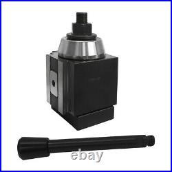 CA Piston Tool Post 14-20 Inch Swing Quick Change Lathe Tool Holder 250-400