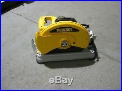 DEWALT D28715R HEAVY-DUTY CHOP SAW With QUICK-CHANGE (REFURBISHED)