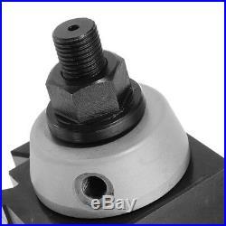 DMC-250-100 Piston Type Locking Tool Post Steel Quick Change 65Mn Steel Tool