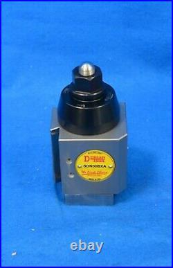 DORIAN Tool Post Super Quick Change 2-Station SDN25BXA