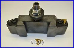 DTM H100-16NA CA Industry Standard Turning and Facing Quick Change Tool Holder