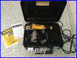 DeWALT DWE315KT Oscillating CORDED Multi Tool Quick Change 240v