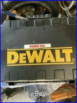 Dewalt D25304 1 L-Shape SDS plus Rotary Hammer Kit with Quick Change Chuck