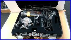 Dewalt DWE315KT Oscillating Multi-Tool Quick Change Tool Release OL Jan Sale