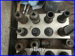 Diamond Tool In Motion Quick Change Tool Holders And Masters 23 Pcs
