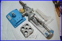 Dillon Rl550 Complete 9mm Quick Change Dies, Conversion, Measure & Tool Head