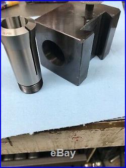 Dorian 5c D35CXA-36 Quick Change Tool Post Holder