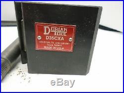 Dorian D35CXA Quick Change Tool Post Holder. LOOKS NEW