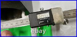 Dorian D60EA-41-CNC Quick Change 2-1/2 Boring Bar Tool Post Holder. Lot#6
