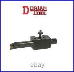 Dorian Quick Change Extra Heavy Duty Boring Bar Tool Post Holder CA-41 NEW