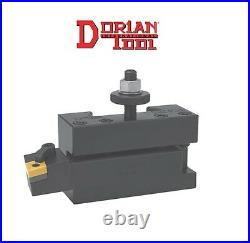 Dorian Quick Change Turning and Facing Tool Post Holder CA-1 NEW
