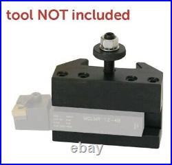 Dorian Super Quick Change Tool Post AXA SDN25AXA BUNDLE Made In USA NEW