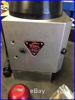 Dorian Tool 73310104205 Toolpost Coolant Thru, Made in USA
