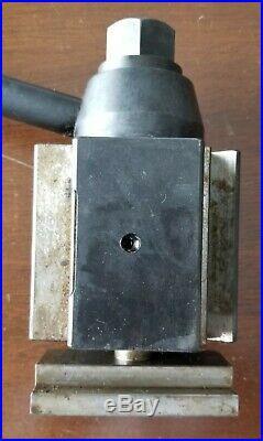 Dorian Tool SDN35CXA Quick Change Lathe Tool Post 2 Position for Tool Holders