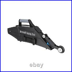 Drywall Taping Tool with Quick Change Inside Corner Wheel Adjustable Strap Hand