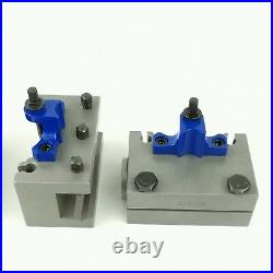 E5 Plus Multifix Quick Change Tool Post With Turning Boring Drilling Tool Holder