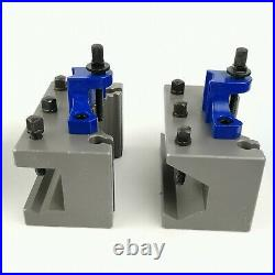 E5 Plus Multifix Quick Change Tool Post With Turning Boring Tool Holders