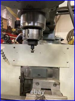 ERICKSON NMTB 30 QC 1/2 Shell Face Mill Tool Holder Bridgeport Quick Change