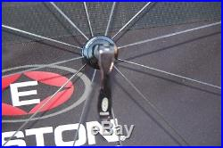 Easton EC90 Aero/TT Tubular Carbon wheel WITH CARRY CASE AND QUICK CHANGE TOOL