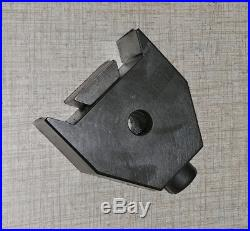 Emco Compact 8 Lathe Quick Change Jeweller's Toolpost & 4 Tool Holders #1 0810