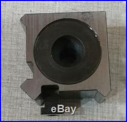 Emco Lathe Quick Change Tool Post & 1 Cutting Tool Holder 1001